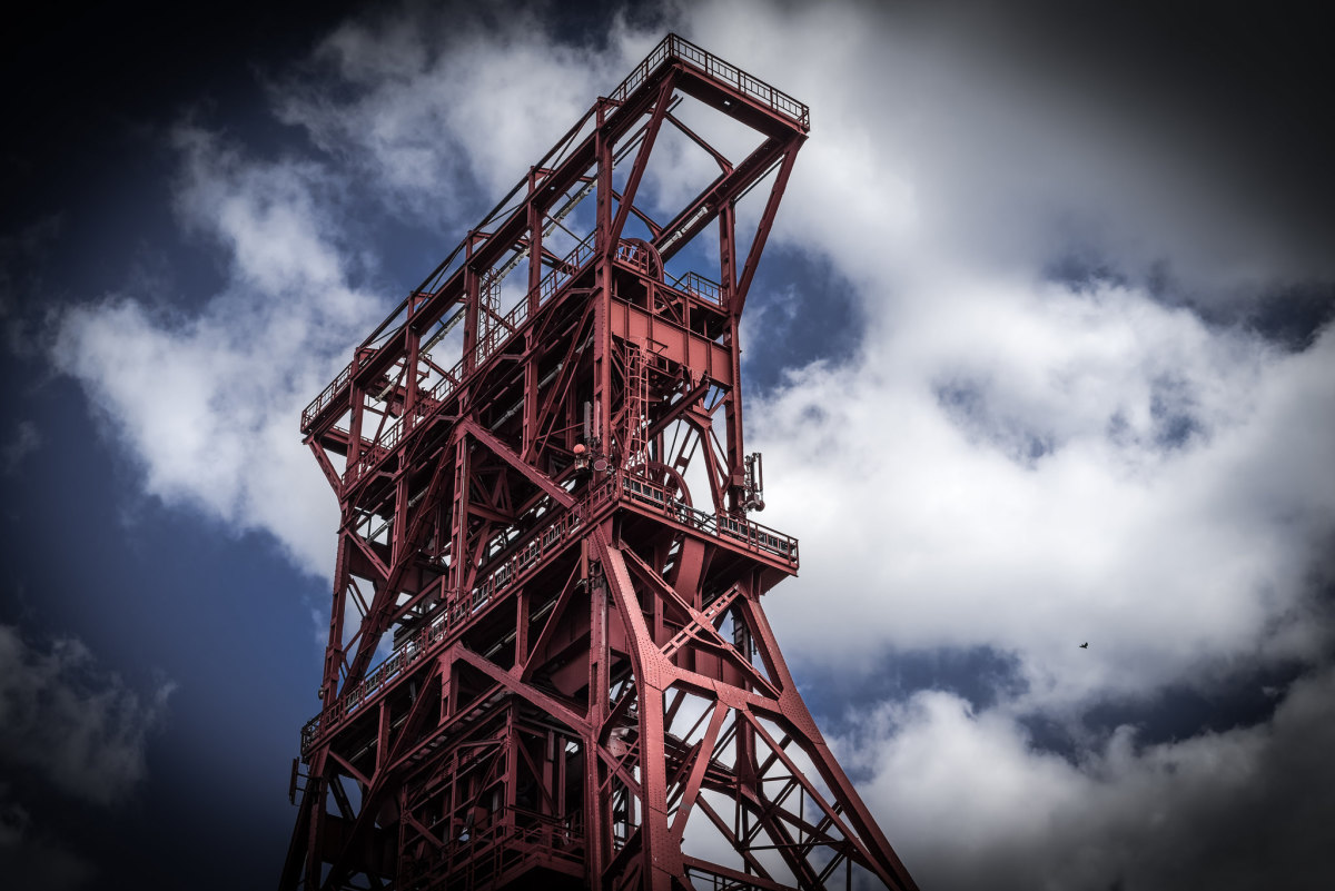 Steel mine. (Photo: martin/Flickr)
