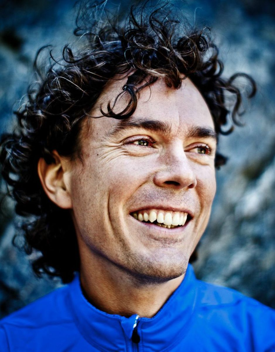 Scott Jurek. (Photo: Ben Moon)