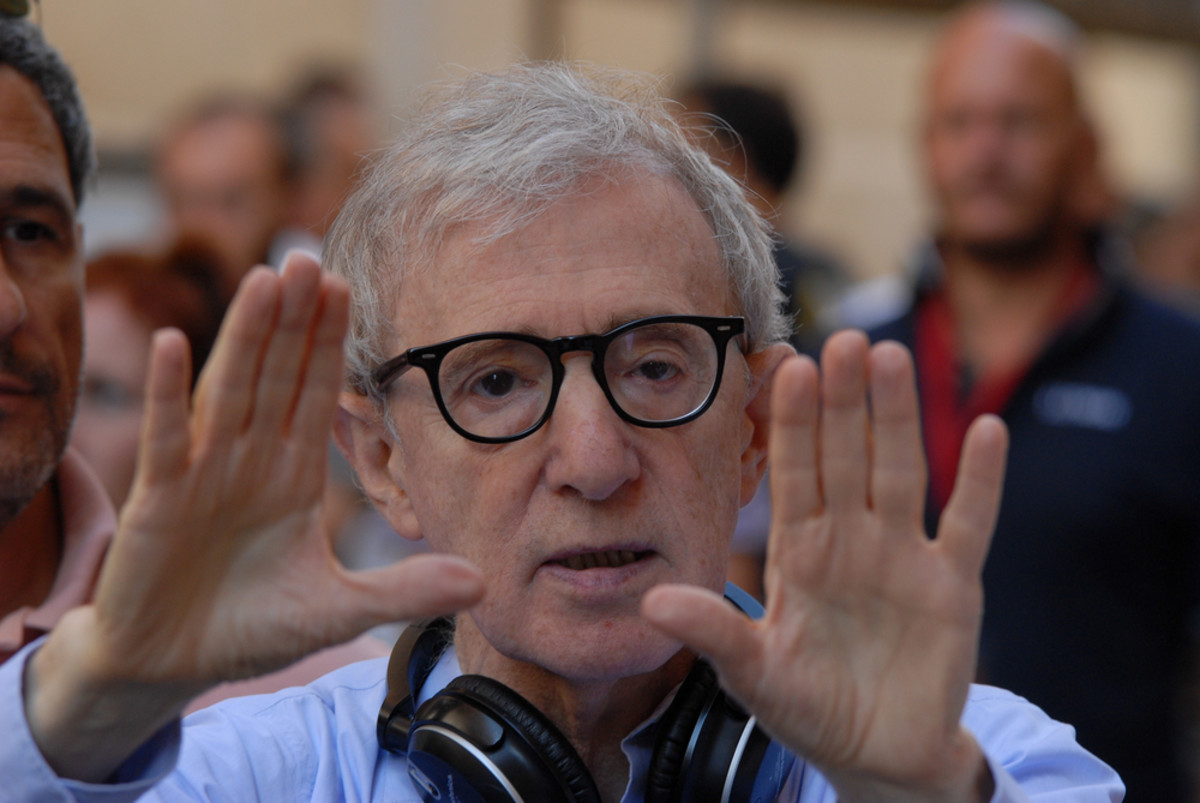 Woody Allen. (Photo: Lucky Team Studio/Shutterstock)