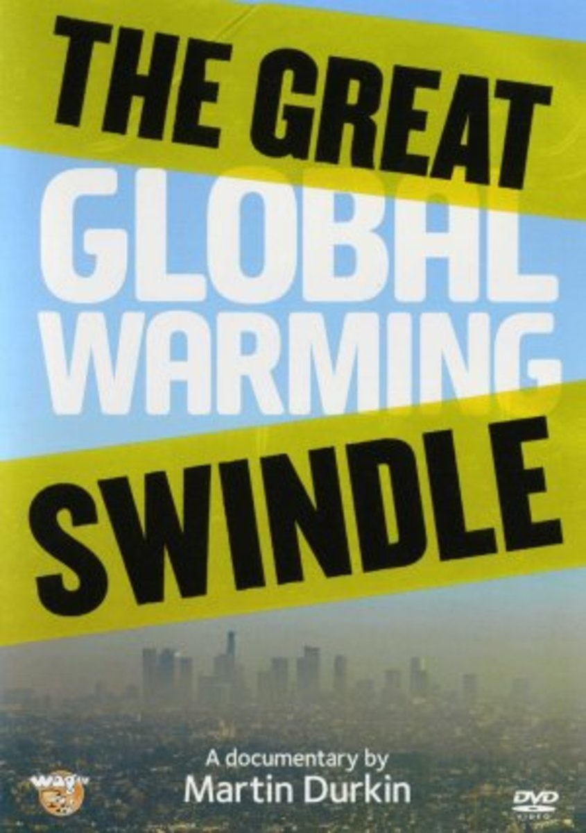 The 2007 documentary the Great Global Warming Swindle. (Photo: Tired time/Wikimedia Commons)