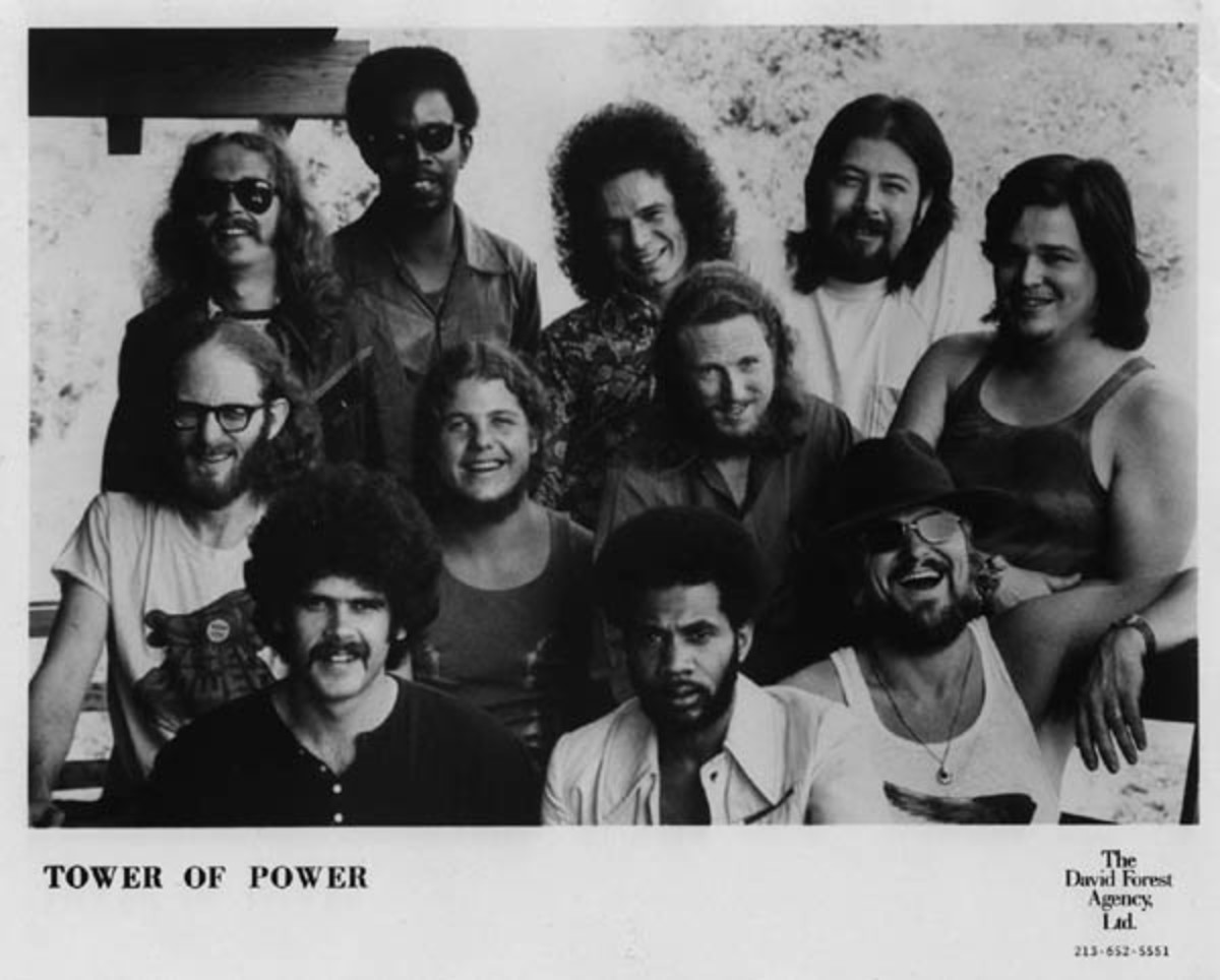 tower of power cult