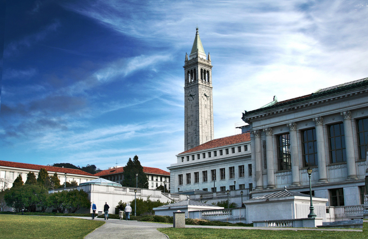 The University of California–Berkeley campus. (Charlie Nguyen/Flickr)