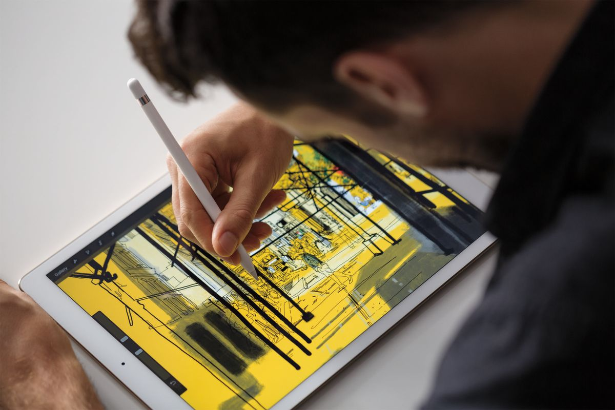 The iPad Pro. (Photo: Apple)