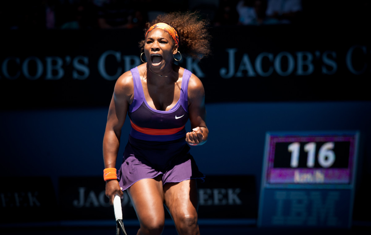 Serena Williams. (Photo: Neale Cousland/Shutterstock)