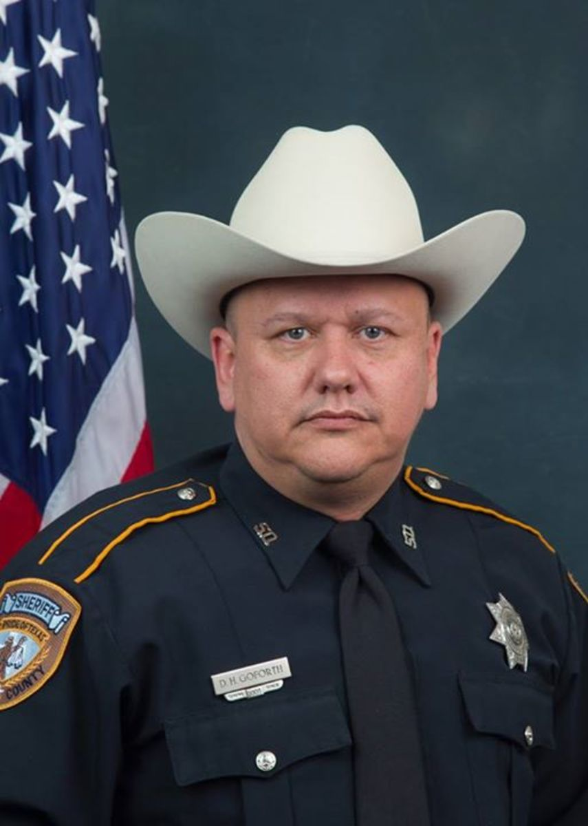 Deputy Darren Goforth. (Photo: Harris County Sheriff's Office)
