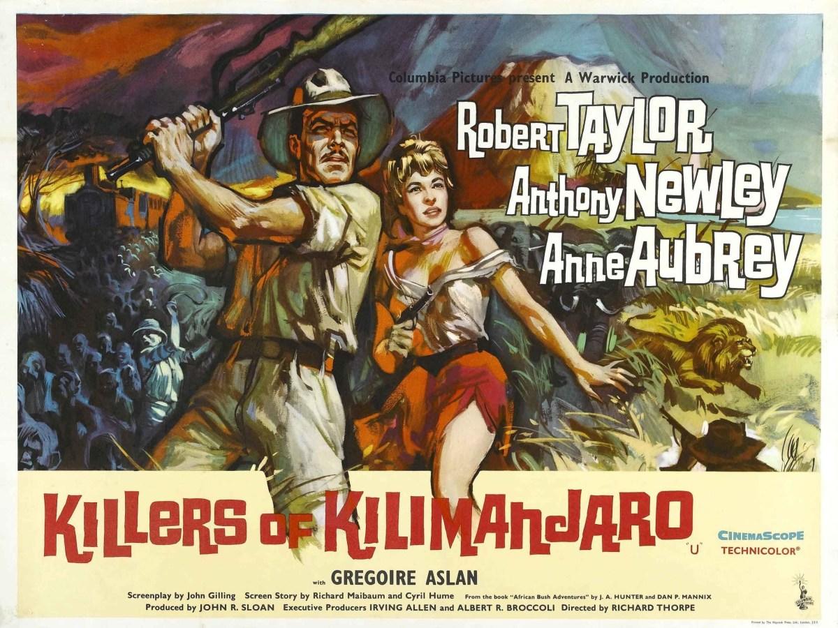 killers of kilimanjaro