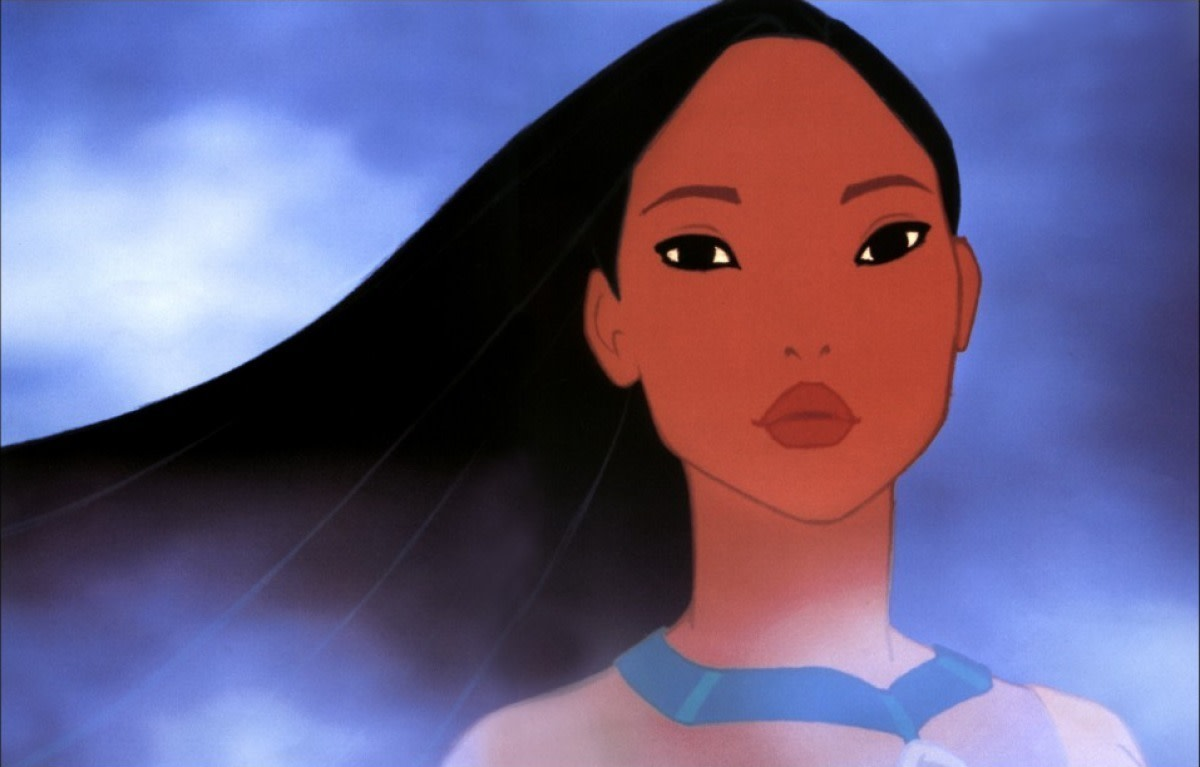 Pocahontas. (Photo: Walt Disney Pictures)