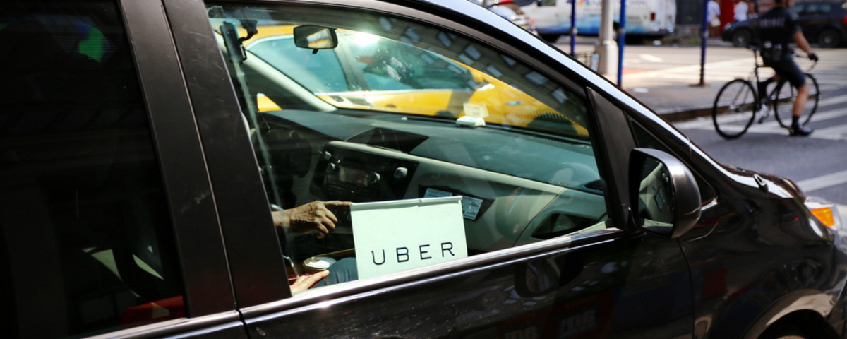 Platform design would have to rival the habit-creating seductiveness of Uber. (Photo: mikedotta/Shutterstock)