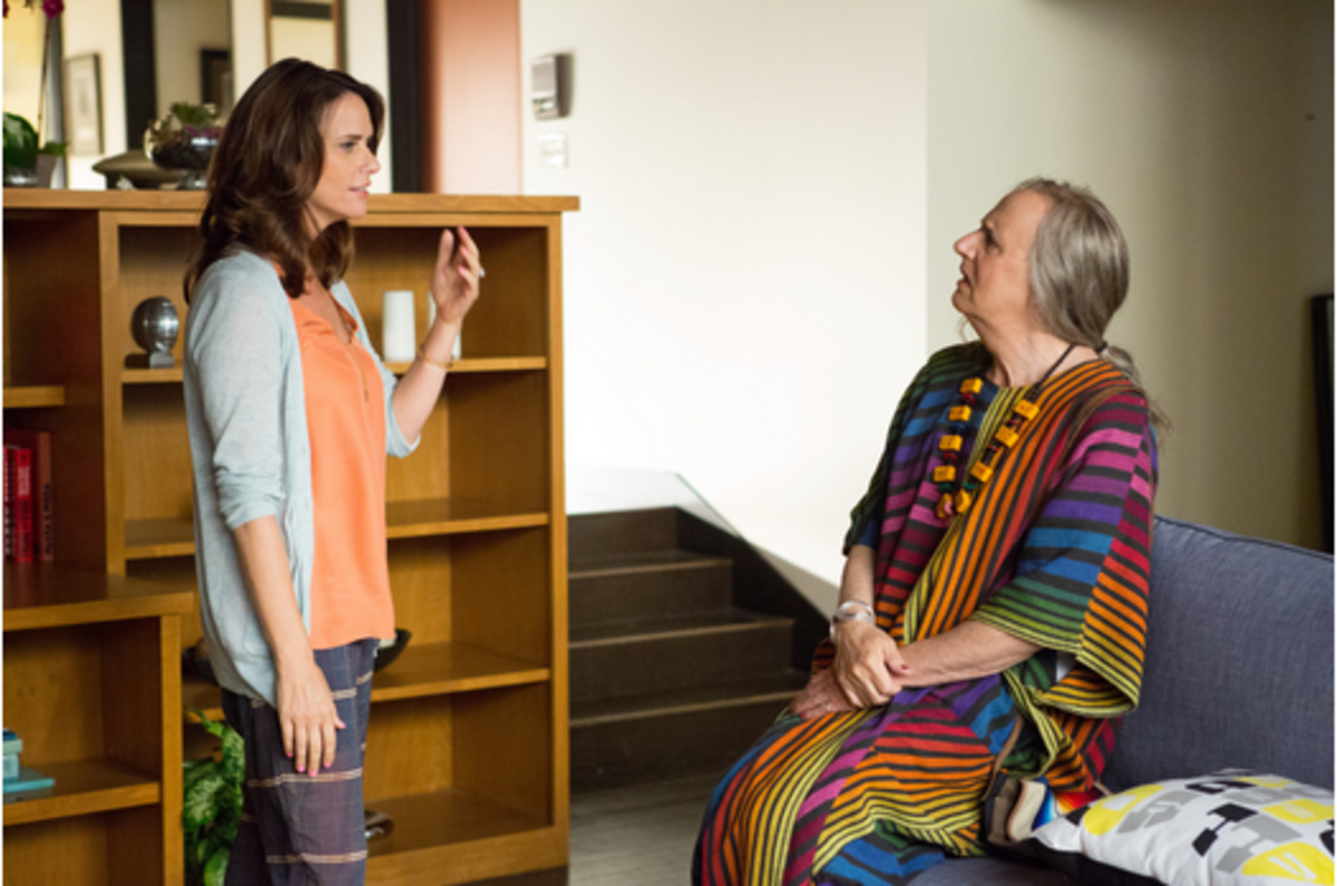 A scene from Transparent. (Photo: Facebook)