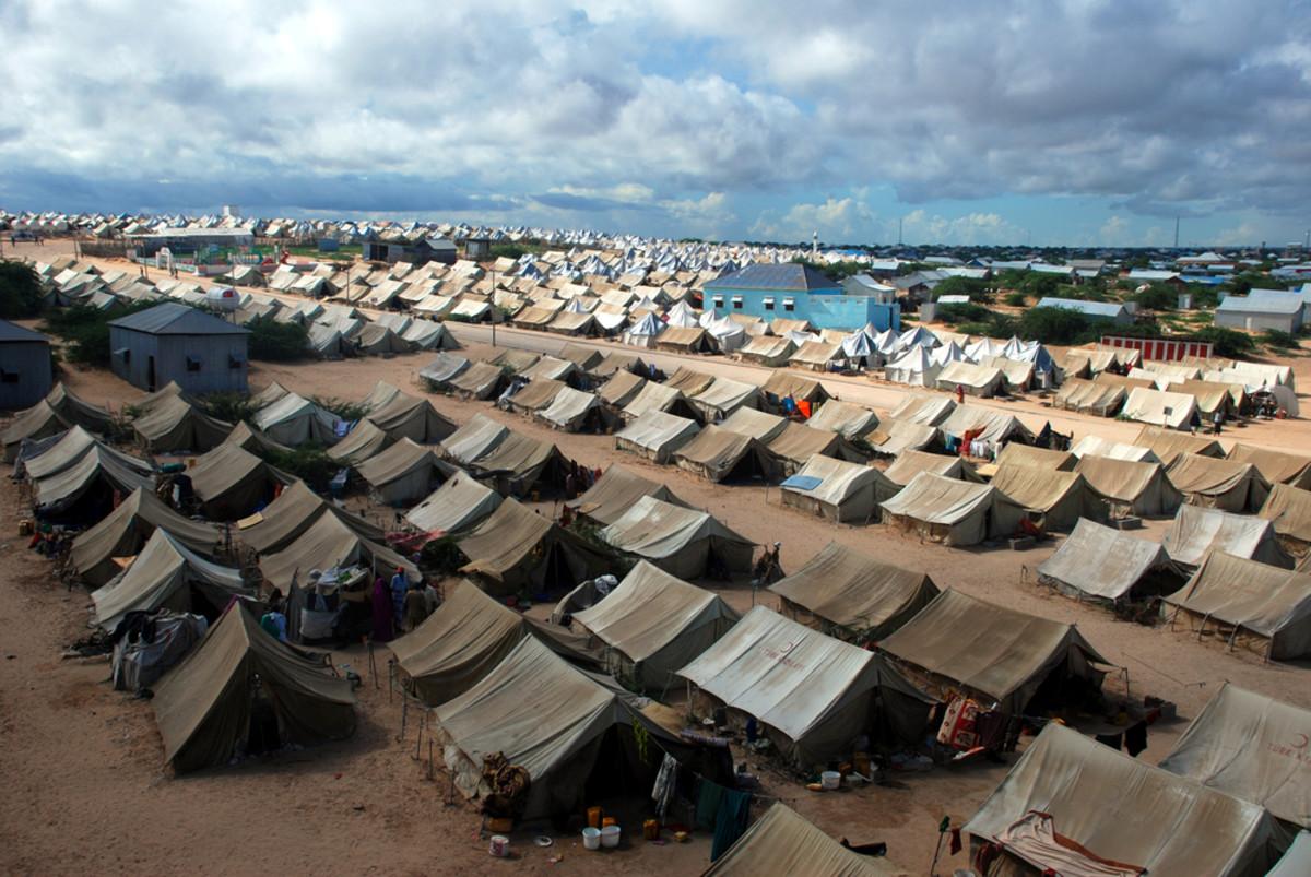 Mogadishu, Somalia. (Photo: Sadik Gulec/Shutterstock)