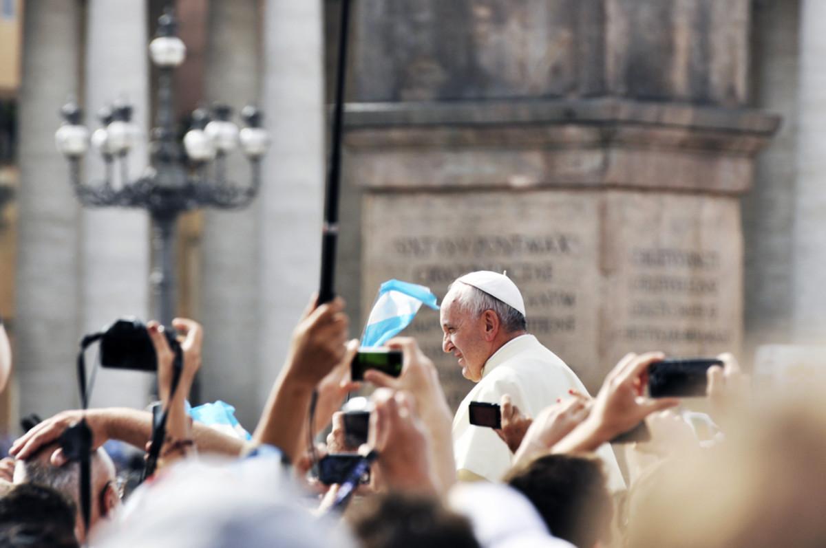 Pope Francis. (Photo: Savvapanf Photo/Shutterstock)