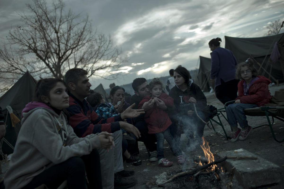 (Photo: United Nations Refugee Agency)