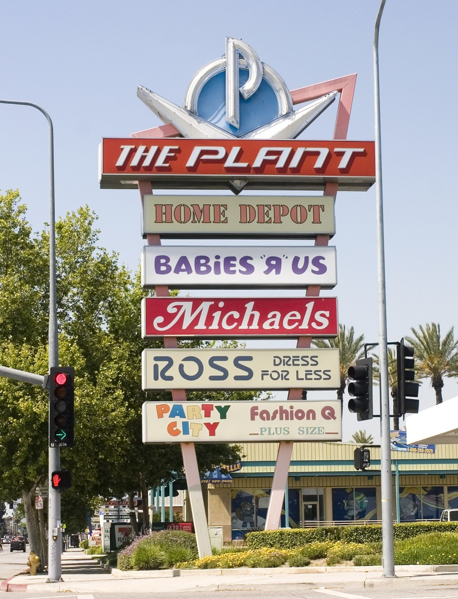 The Plant, on Van Nuys Boulevard. (Photo: Wendy Cheng)