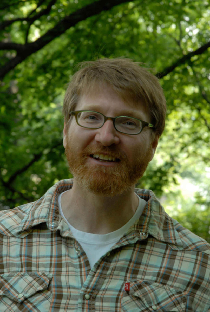 Chuck Klosterman. (Photo: Tema Stauffer)
