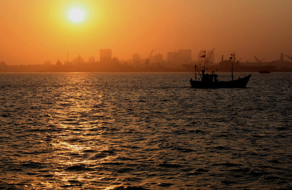 The Mumbai, India, skyline. (Photo: Jimmy - S/Flickr)