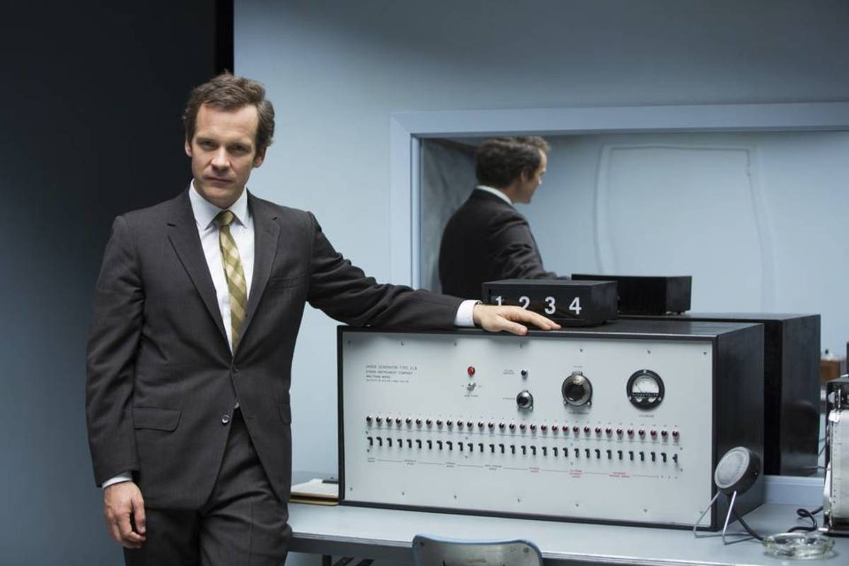Peter Sarsgaard as Stanley Milgram. (Photo: Magnolia Pictures)