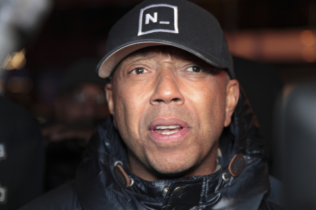 RushCard founder Russell Simmons. (Photo: a katz/Shutterstock)