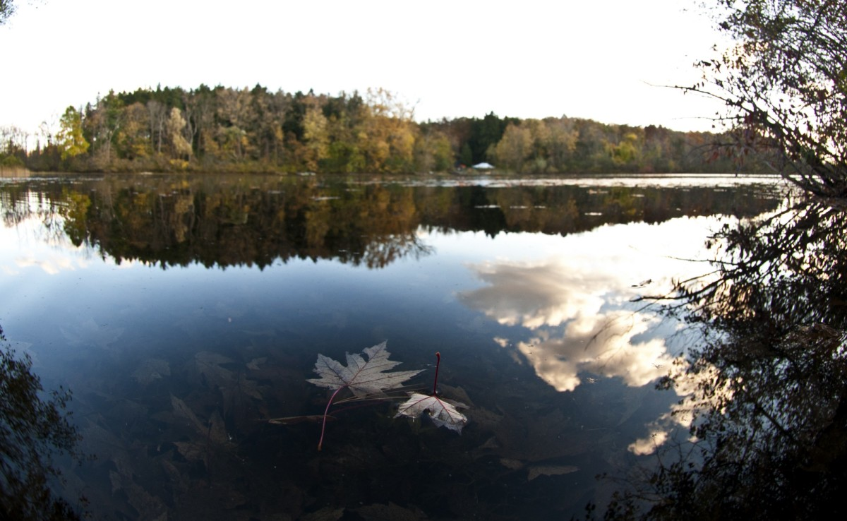 Third Sister Lake in Michigan.