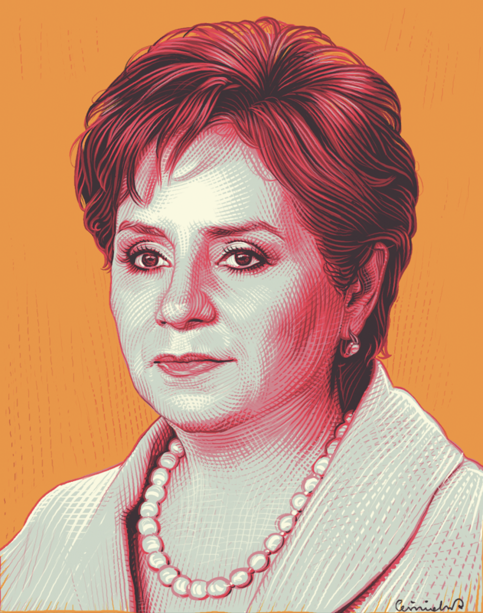 Patricia Espinosa is the executive secretary of the U.N. Framework Convention on Climate Change.