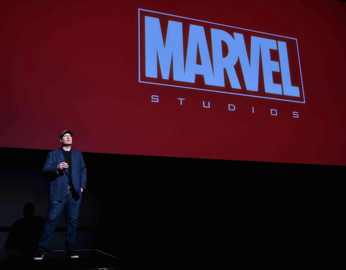 Marvel Studios President Kevin Feige.