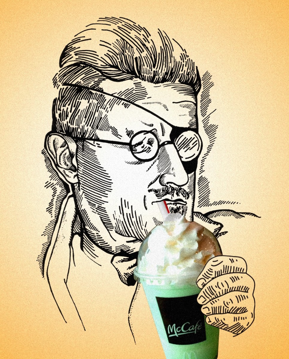 James Joyce, the Shake-lover.