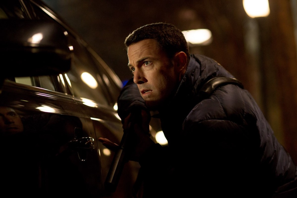 In The Accountant, Ben Affleck's autistic savant is equally handy with a sniper rifle and with a checkbook.