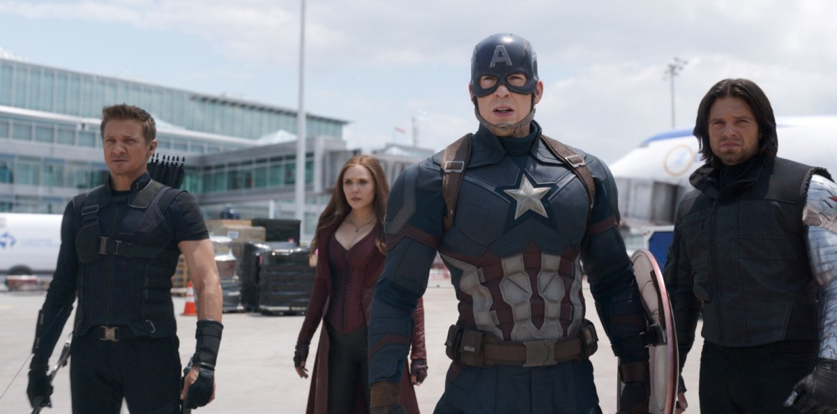 Captain America: Civil War pits one vaguely libertarian superhero against one rich Democrat with strangely George W. Bush-like tendencies.