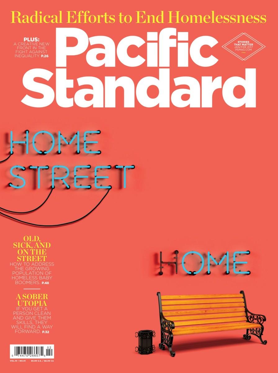 Pacific Standard, January/February 2017.