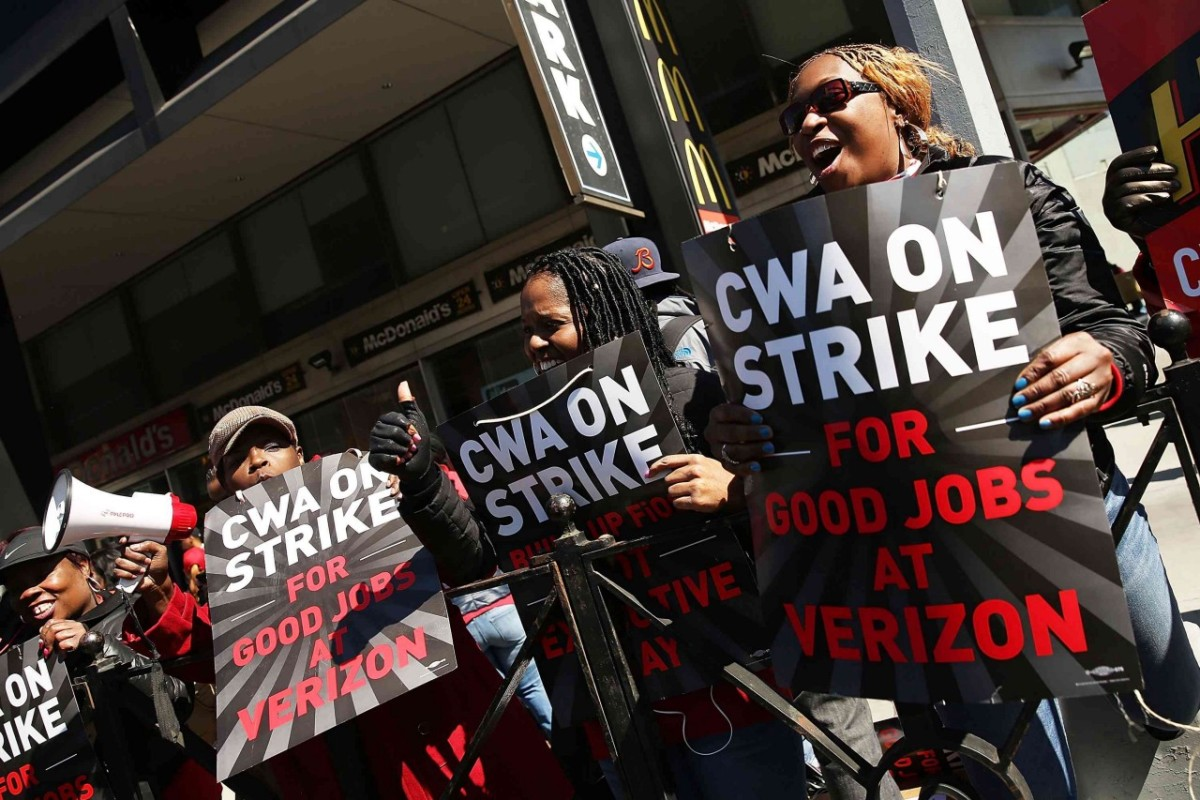 What Happens When Private Sector Workers Strike? - Pacific Standard