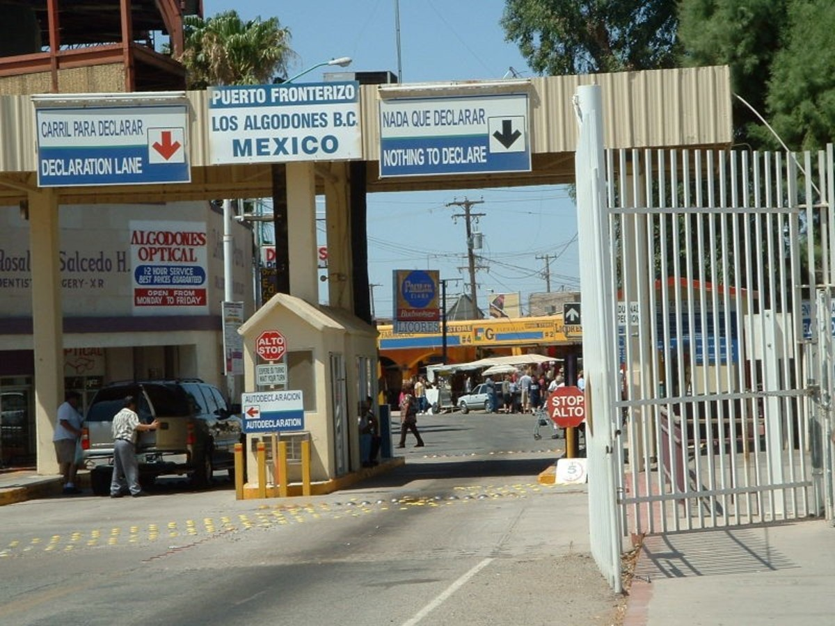 Letter From Los Algodones Mexico The City Of Dentists