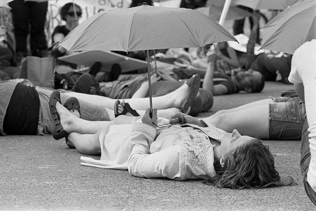 Sex workers protest in Toronto. (Photo: metrix_feet/Flickr)