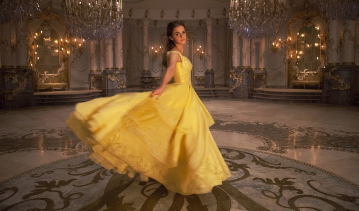 beauty and the beast gender roles