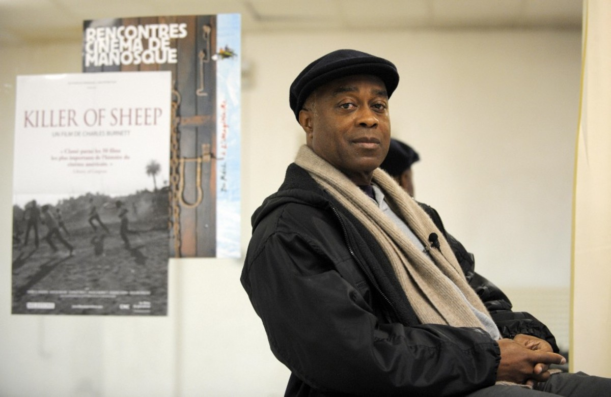 Charles Burnett poses on February 3rd, 2009, in Manosque, France. (Photo: Anne-Christine Poujoulat/AFP/Getty Images)