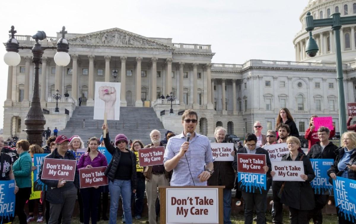 (Photo: Tasos Katopodis/Getty Images for MoveOn.org)
