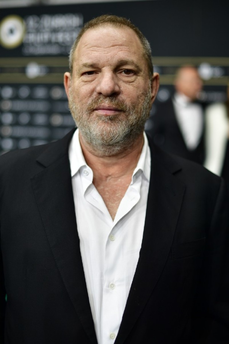 Harvey Weinstein. (Photo: Alexander Koerner/Getty Images)