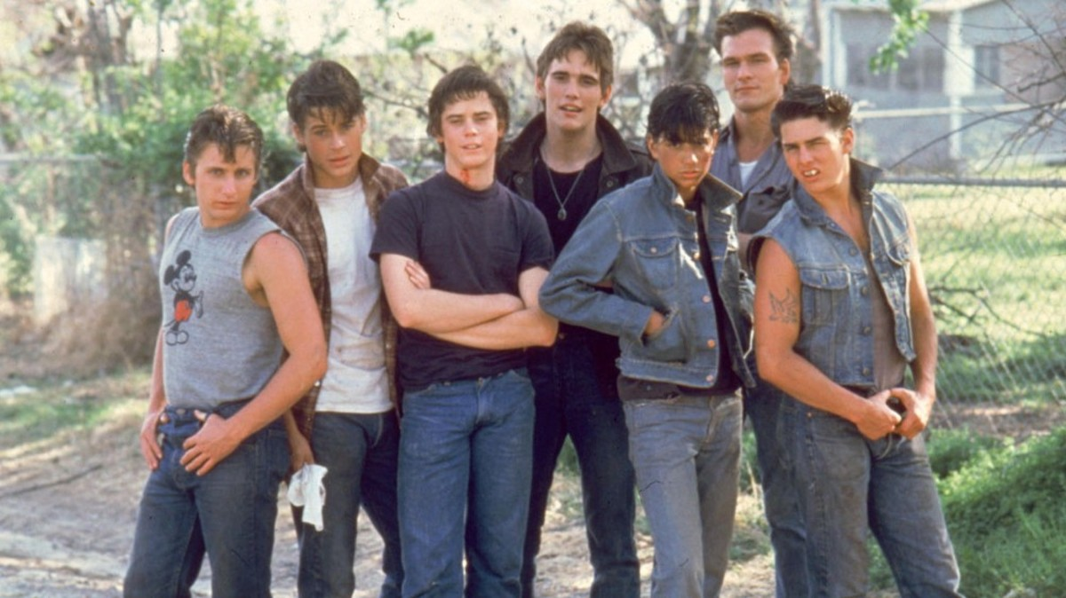 The Enduring Fascination Of S E Hinton S The Outsiders