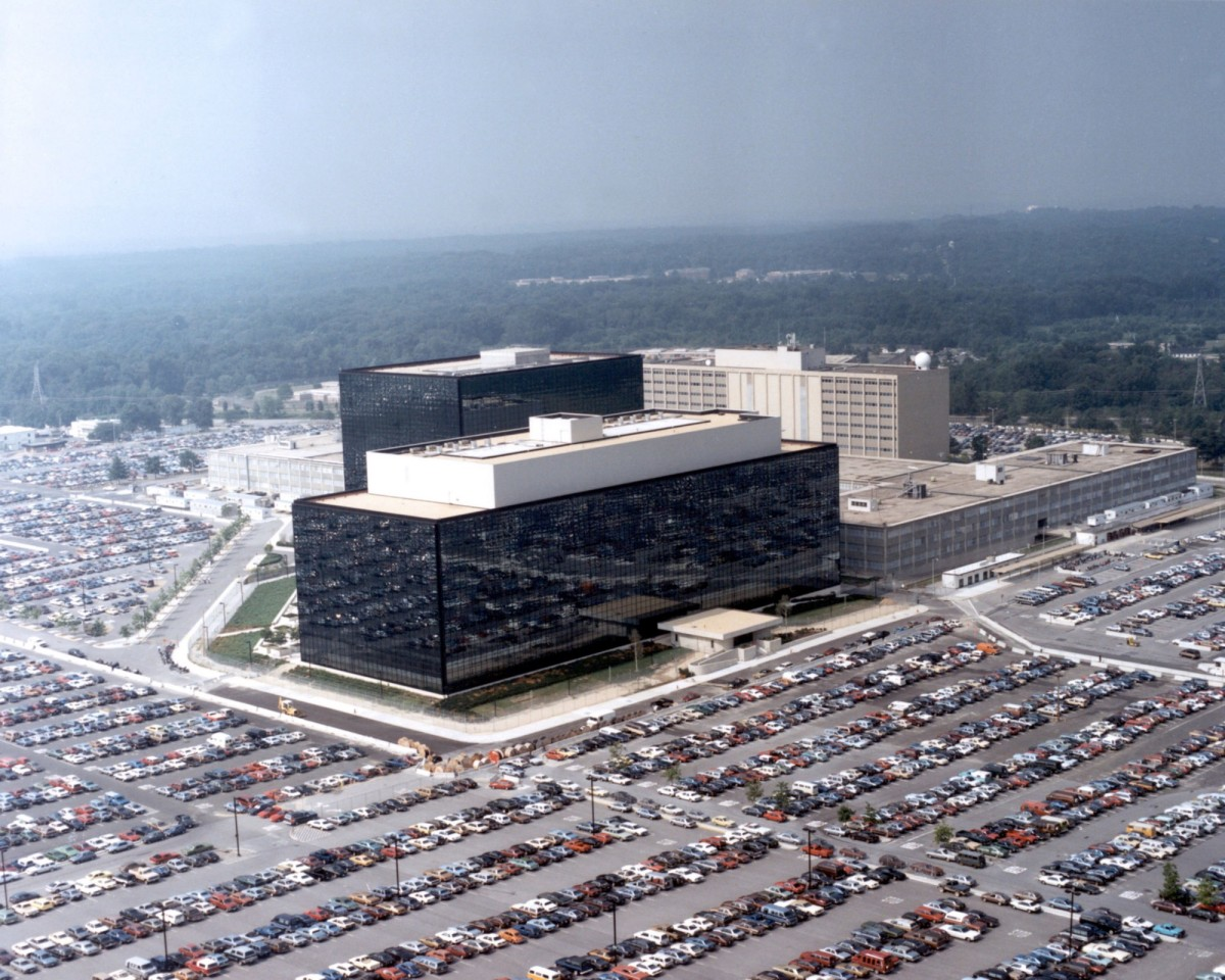 The National Security Agency headquarters in Fort Meade, Maryland. (Photo: NSA via Getty Images)