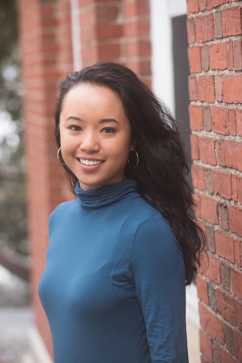 Bernadette Lim, 22.