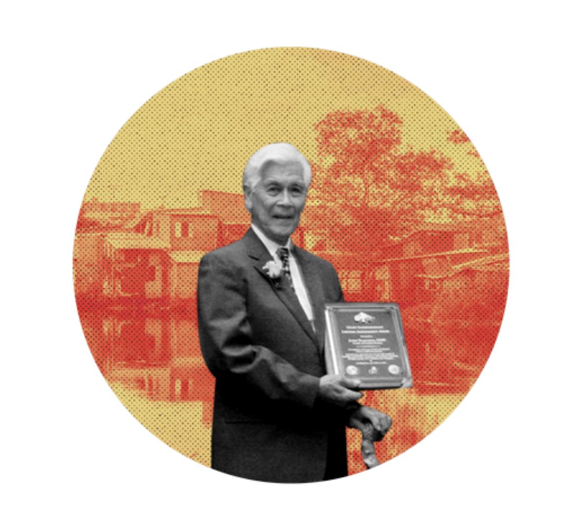 Jaime Yrastorza, 86.