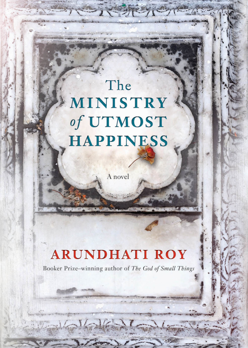 The Ministry of Utmost Happiness.
