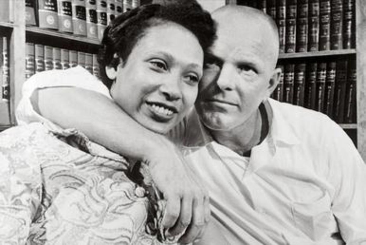 Black scholars and interracial marriage