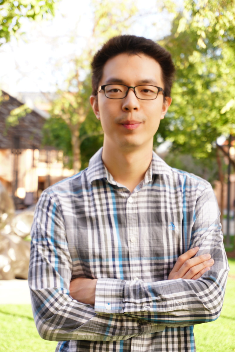 Anthony Lee Zhang, 24.