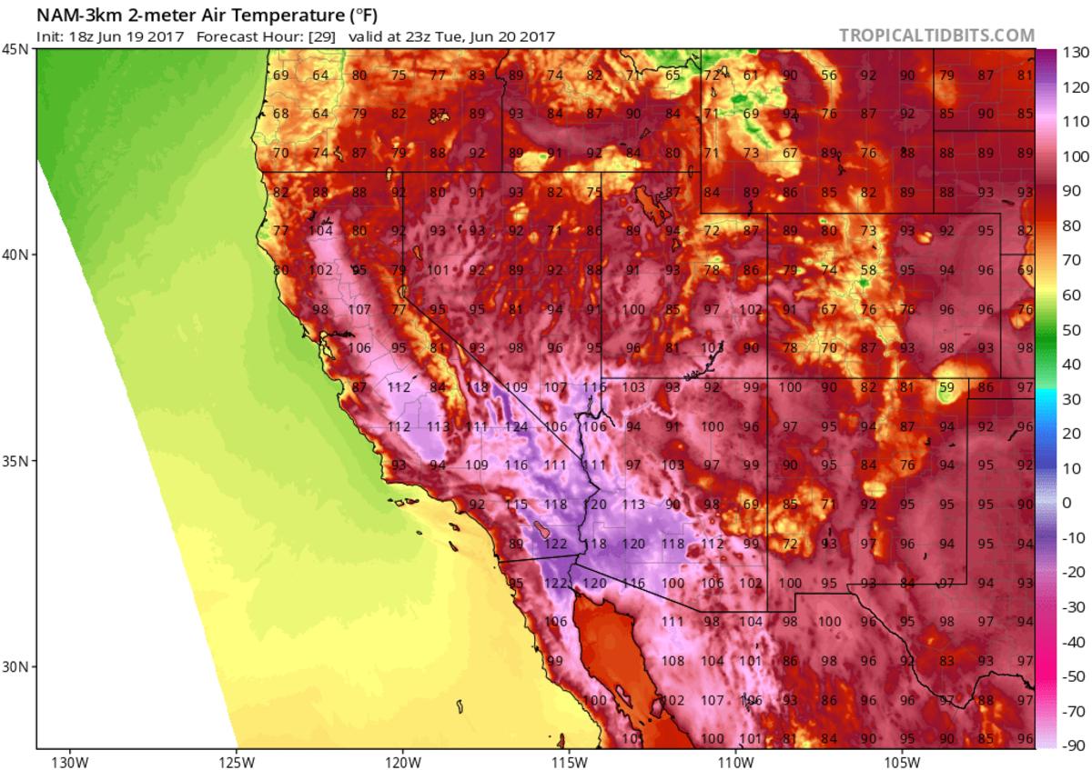 arizona heat wave