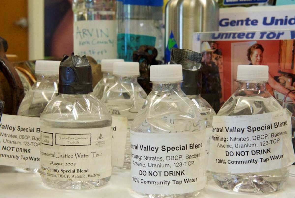 How Water Contamination Is Putting California's San Joaquin