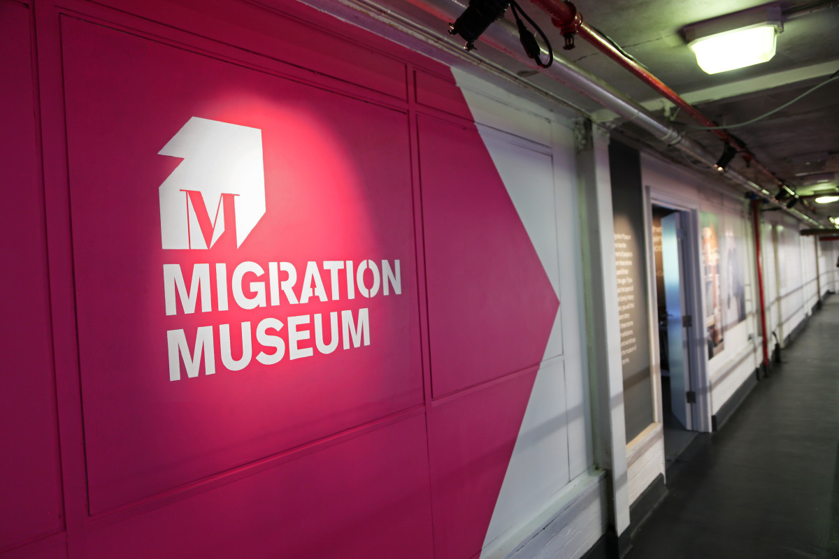 The Migration Museum.