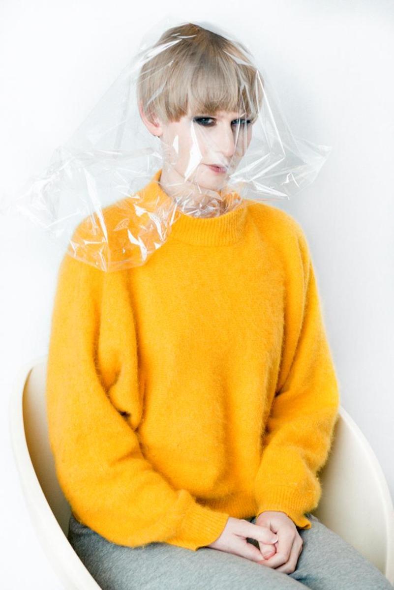 Musician Jenny Hval.