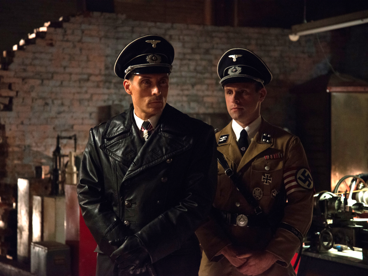 A still from Amazon's adaptation of the World War II alternate history The Man From the High Castle.