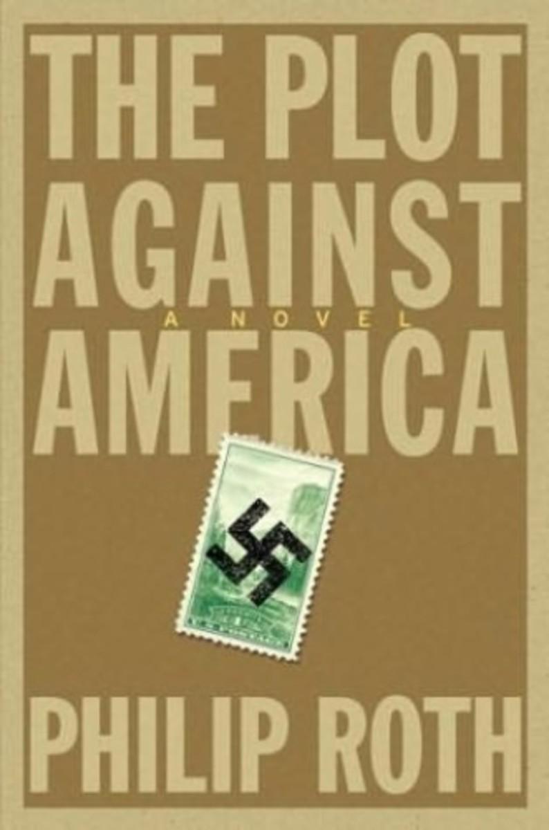 Philip Roth's World War II alternate history.