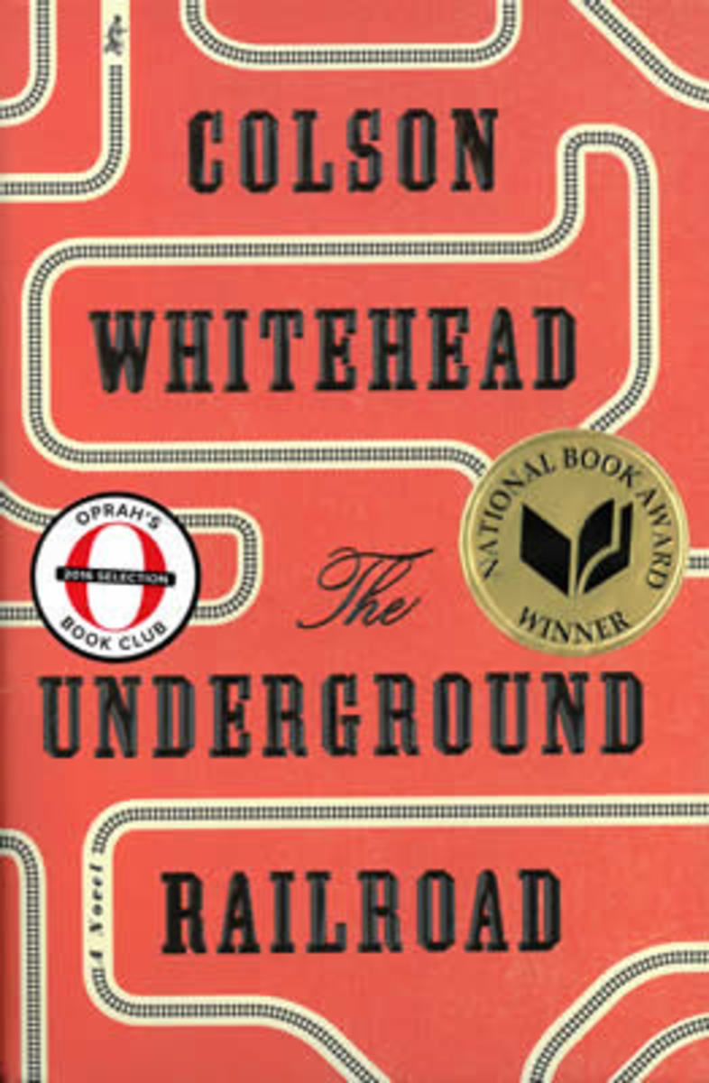 Colson Whitehead's Civil War alternate history.