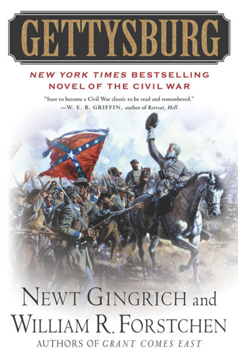 The first book of Newt Gingrich's Civil War alternate history trilogy.